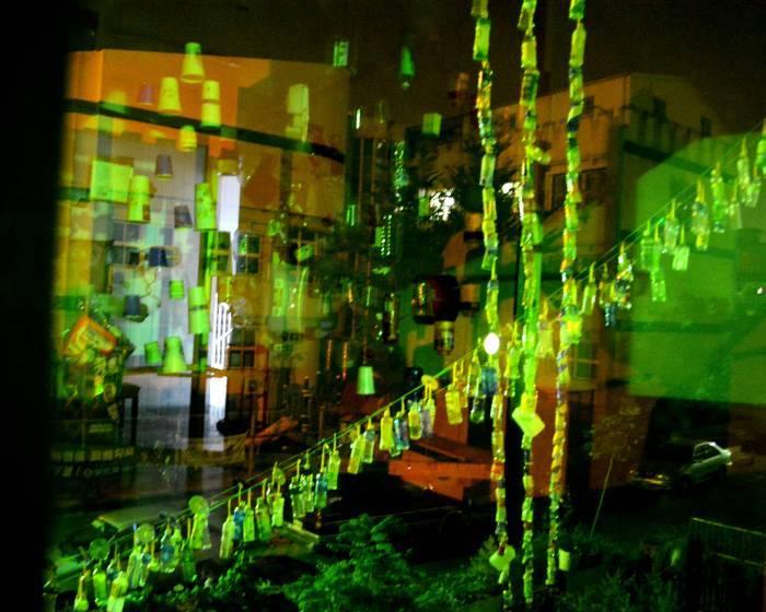 台北國際藝術村【物與聲音的裝置—我那會吶喊的作品】李銘盛個展