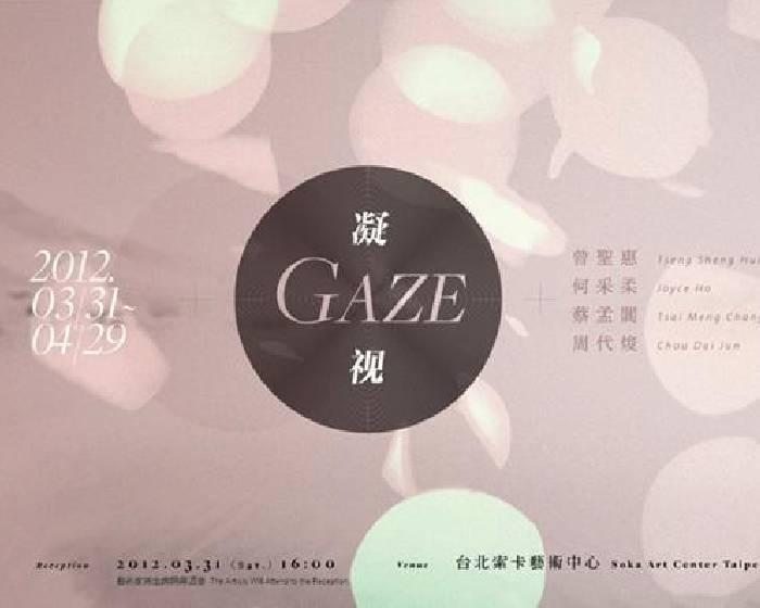 索卡藝術 【凝視 Gaze】