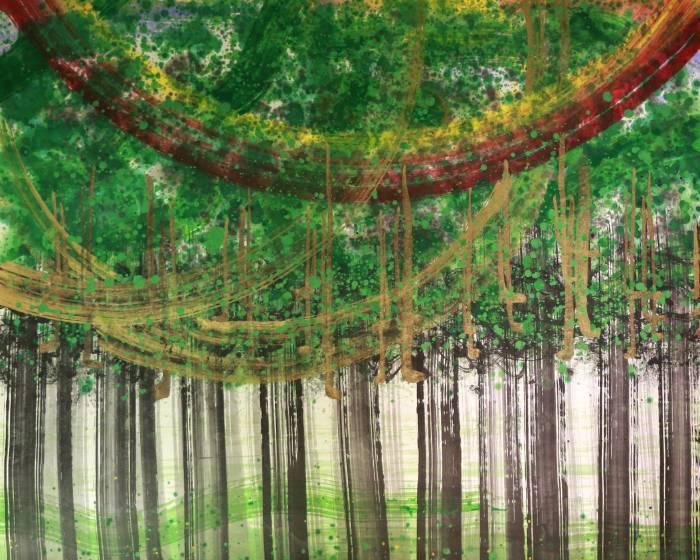 上古國際藝術【旅美藝術家林世寶】太陽再行動特展11/2-11/30