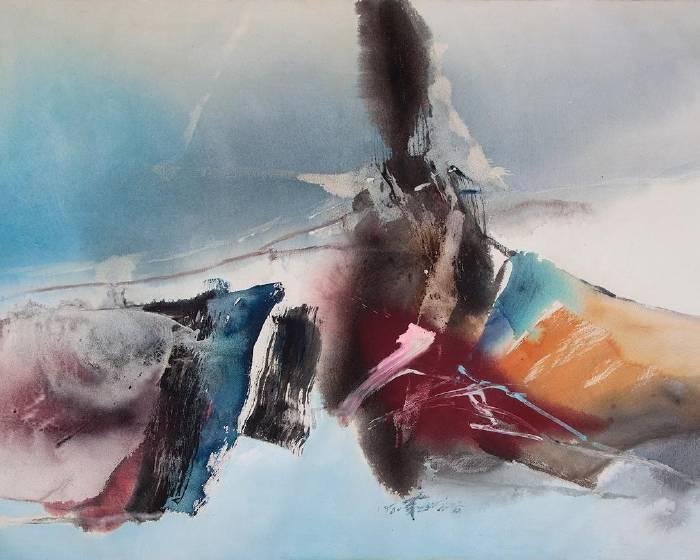 Galerie Sabine Vazieux【Art Élysées 愛麗舍藝術博覽會】215 B
