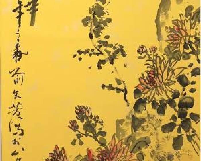 國父紀念館【2015華人新聞界藝術創作聯展】