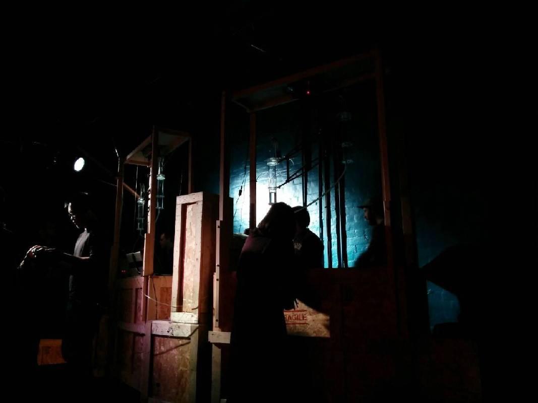 動見体《凱吉一歲》Dear John 2015澳洲OzAsia Festival演出