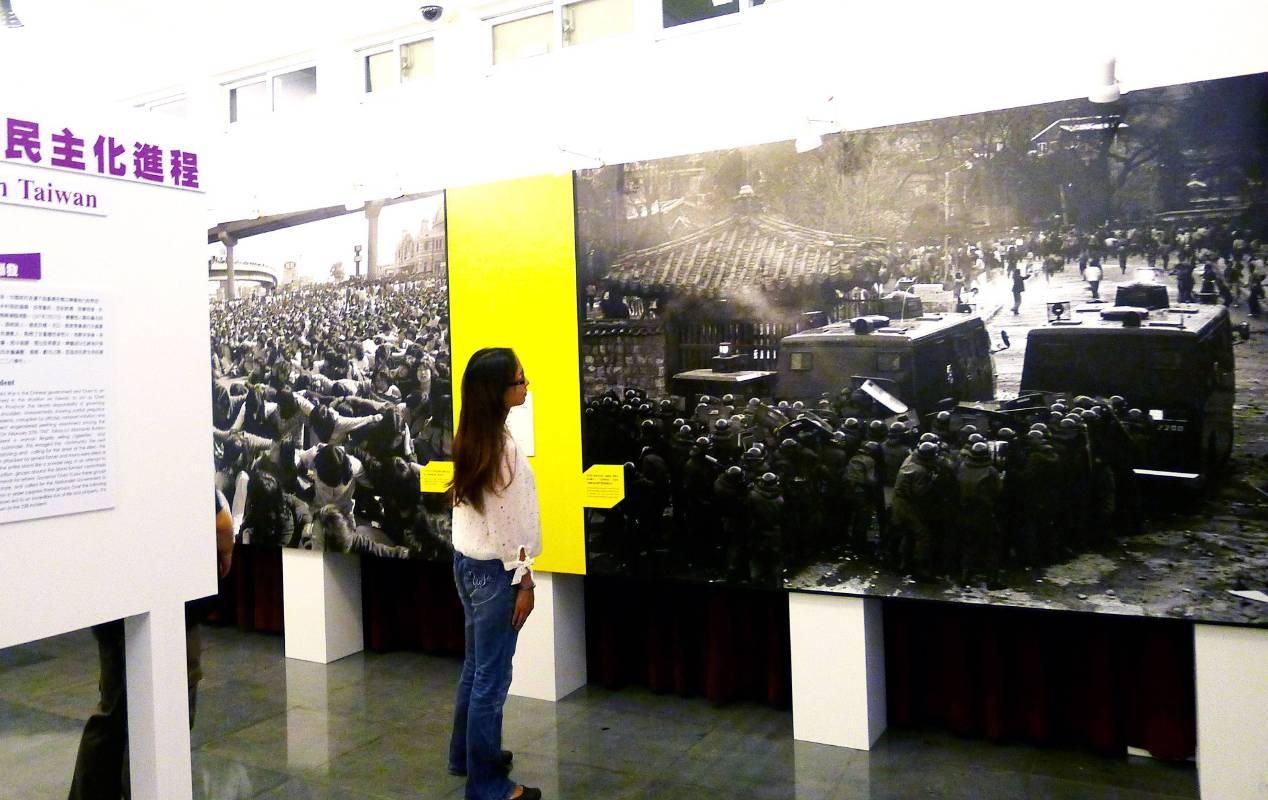 漢城之春-軍方與學生的全面衝突