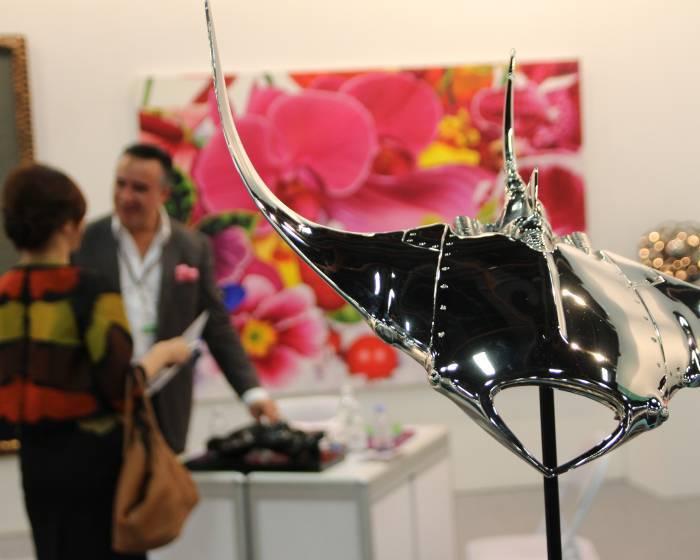 台北藝博22歲了  展覽規模歷屆最大