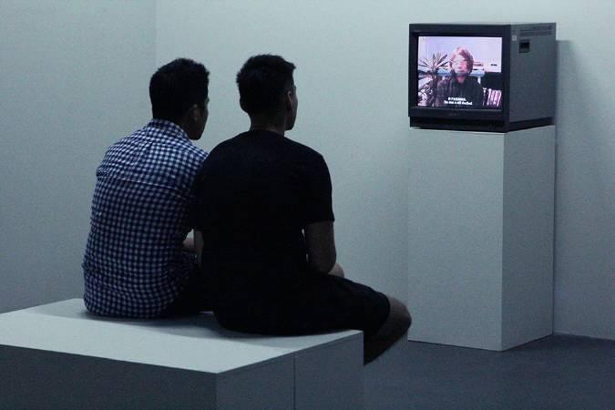 《In the Future》。圖/台北數位藝術中心提供。