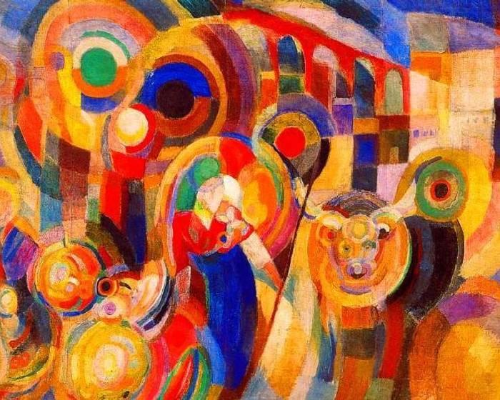 11月14日 Sonia Delaunay 生日快樂!