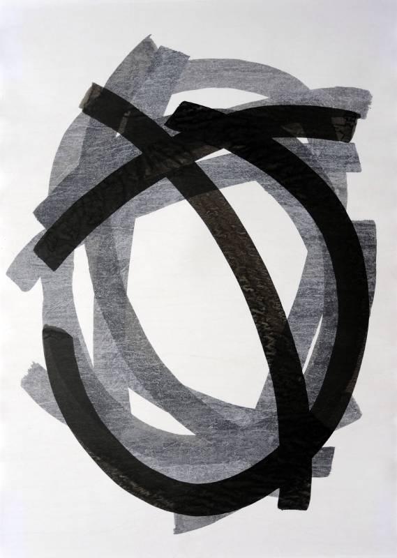 秦冲, 五月十八日无所谓,90x122,2013,大象藝術空間館