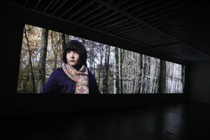 《森》,2015。圖/非池中藝術網攝。