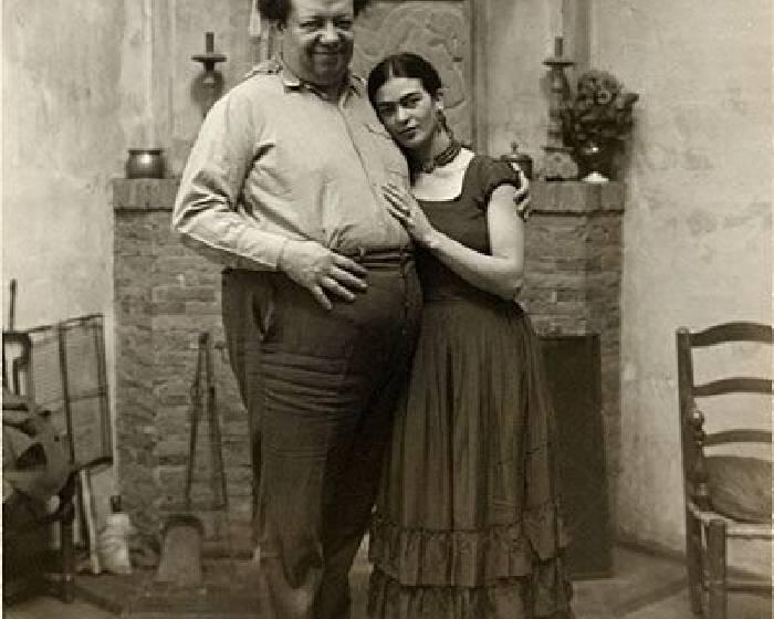 12月08日 Diego Rivera 生日快樂!