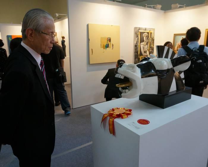 台北新藝術博覽會【2016國際藝術家大獎賽】