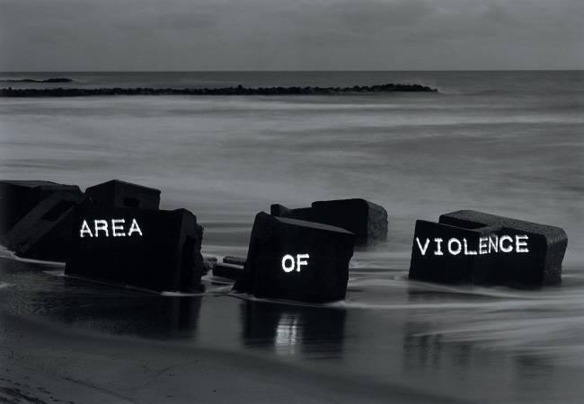 瑪特蕾娜.耶特洛娃《大西洋壁壘》|Magdalena Jetelová, Atlantic Wall