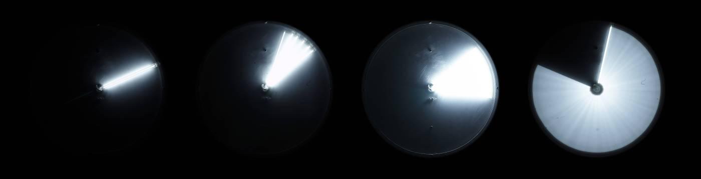 盂施甫,《等待》,複合媒體裝置,2015