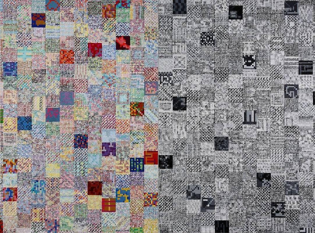 莊普,《消失與再生》,2012