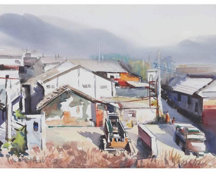 國立國父紀念館【大地關懷】劉木林水彩個展
