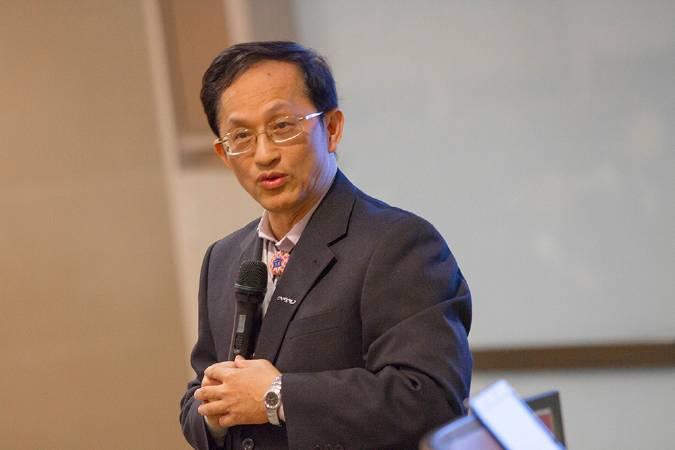 資訊工業策進會執行長吳瑞北。