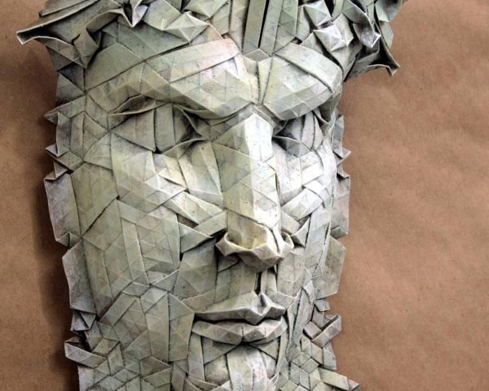國立歷史博物館【生之世界】摺紙藝術展