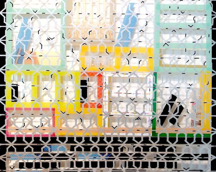 分享藝術空間【視・窗】吳芊頤創作個展