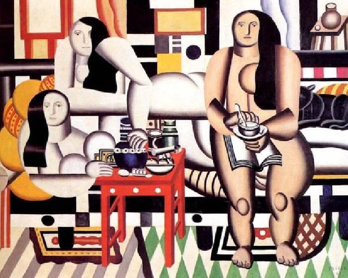 02月04日 Fernand Léger 生日快樂!