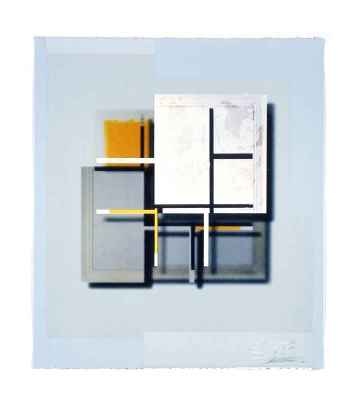 木村秀樹,《Misty Dutch 53》,2005。