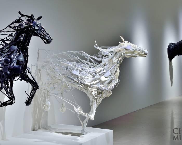 奇美博物館【搖擺吧!動物們】藝術設計展
