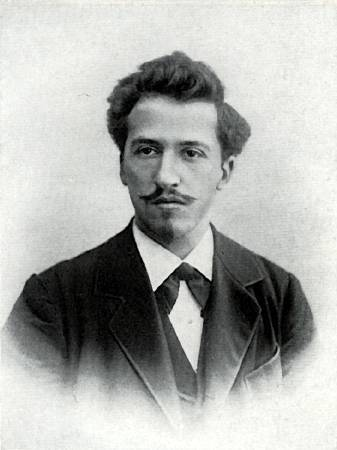 Piet Mondrian。圖/取自Wikipedia。