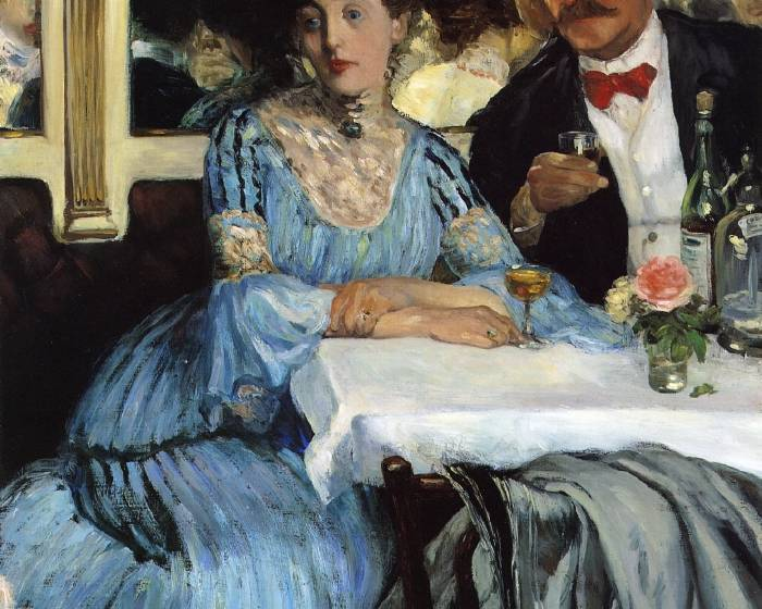 03月13日 William Glackens 生日快樂!