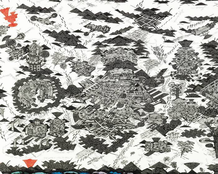 德鴻畫廊【陽台城市文明 - 林書楷個展】Art Central HK 2016
