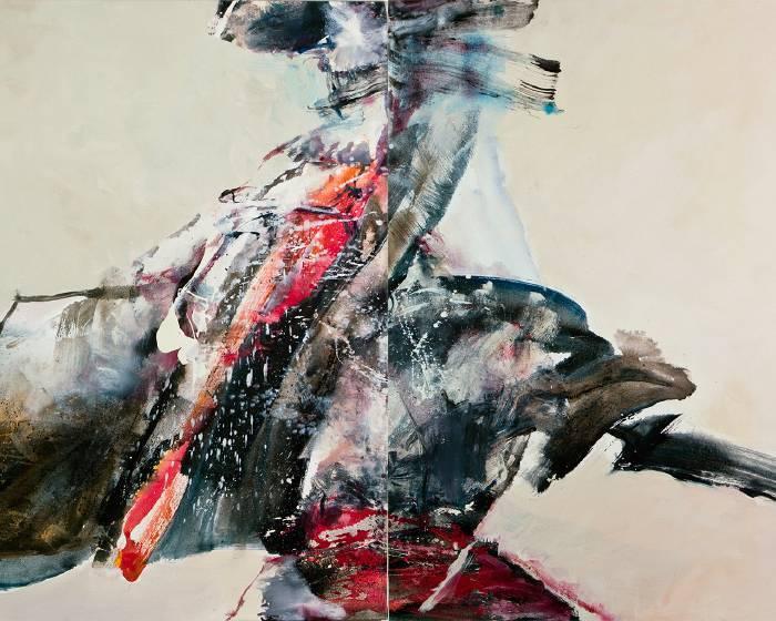 Galerie Sabine Vazieux【莊喆-抽象五十年】