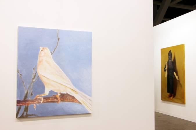美國David Zwirner。圖/非池中藝術網攝。