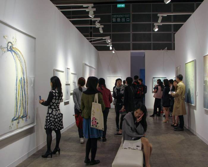 2016香港巴塞爾藝術展:亞洲篇
