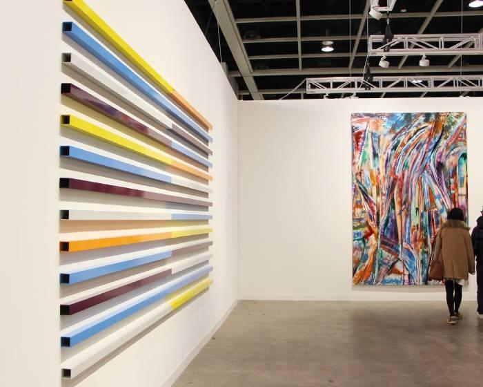 2016香港巴塞爾藝術展:歐美篇