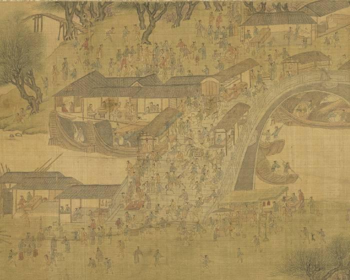 國立故宮博物院【清明上河圖特展】