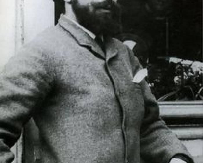 04月13日 James Ensor 生日快樂!