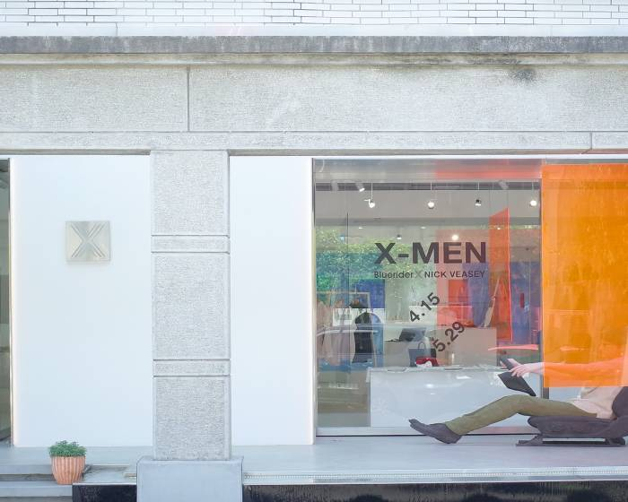 X by Bluerider【Nick Veasey: X-MEN】