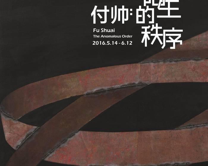 亞洲藝術中心【付帥】陌生的秩序