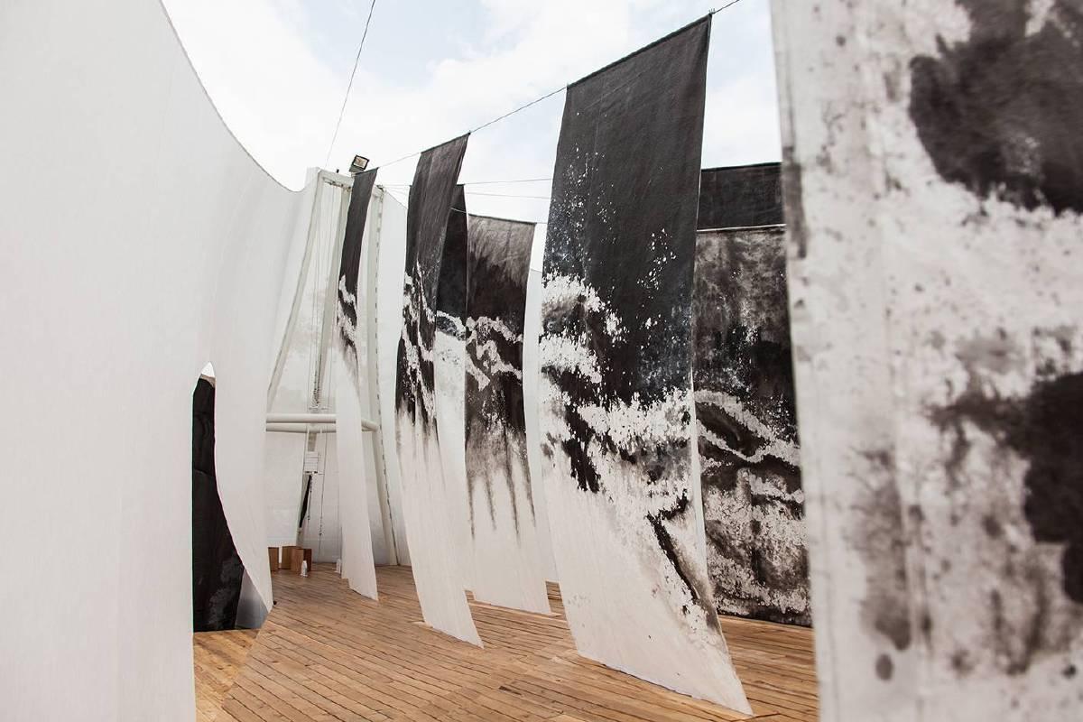 《第二屆X-site計畫:未知的質域》2015/邱裕文、許偉倫