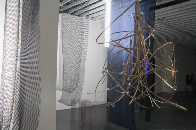 丹羽陽太郎《物外之鏡》。圖/非池中藝術網攝。