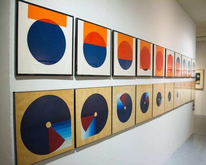 國立歷史博物館:【本位‧色焰】李錫奇創作八十回顧展