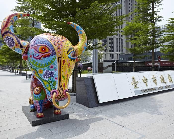 印象畫廊【藝起分享】洪易的動物奇想世界