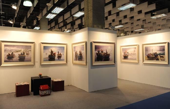 得獎藝術家皆可參加第八屆台北新藝術博覽會「國際藝術家沙龍大展」。