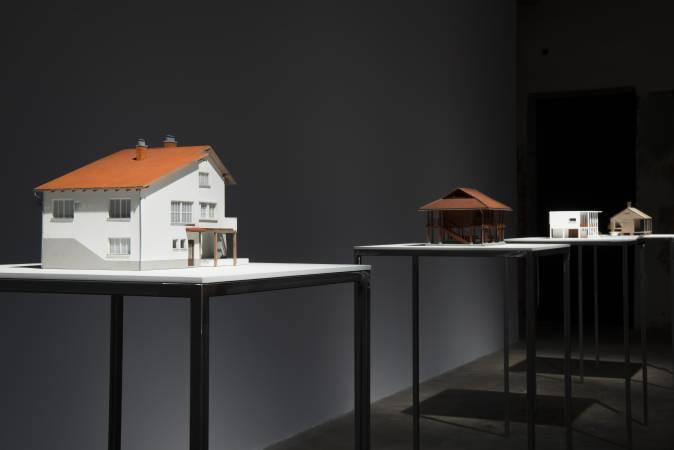 彼得.弗利德爾,《安置》,2012–2014。圖/臺北市立美術館提供。