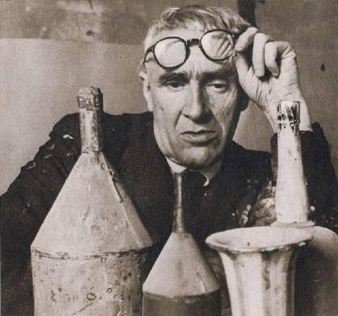 Giorgio Morandi 。圖/取自Wikiart。