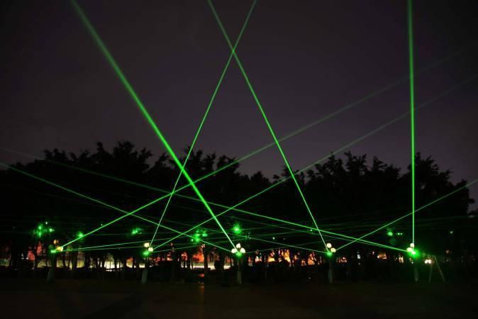 【新竹市國際地景藝術節】 後新竹時代 作品 / 微光計畫 藝術家 / 莊志維