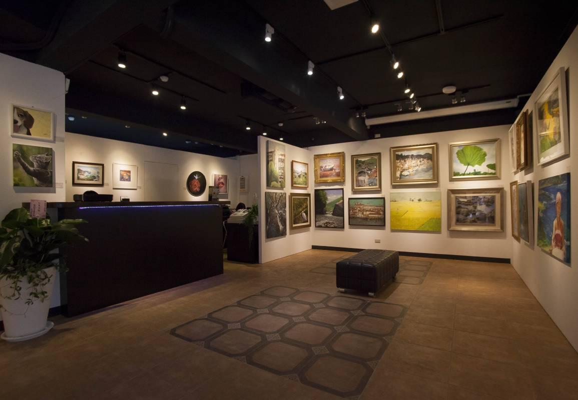 「第二屆台灣輕鬆藝術博覽會」將於8月2日至10月31日在得藝美術館舉行預展及預購。