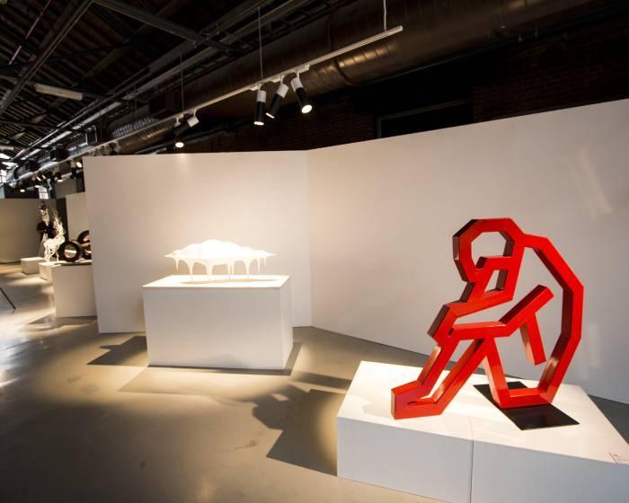 麗寶國際雕塑雙年獎:【蛻變】