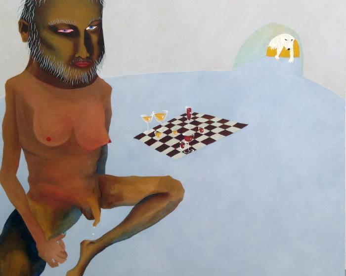 NUNU FINE ART 路由藝術 【別的聲音,別的房間】索迪絲.阿德丹斯多堤 個展