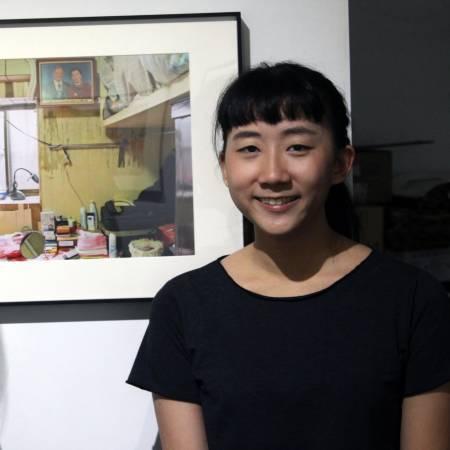 國立台灣藝術大學書畫藝術學系學生劉貞伶首次攝影個展《Yes, I do我願意》。圖/非池中藝術網。