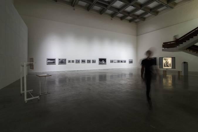 2016 台北雙年展展場照。圖取自/北美館。
