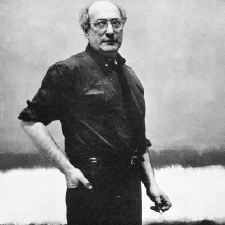美國藝術家馬克.羅斯科(Mark Rothko)。圖/取自Wikiart。