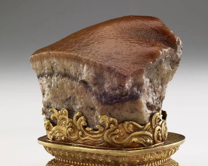 國立故宮博物院【至寶「清 肉形石」10月4日起於故宮南院展出】